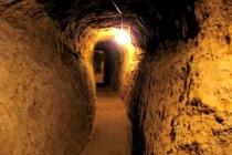 Isfahan, Iran - Nushabad, underground city 4
