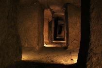Isfahan, Iran - Nushabad, underground city 5