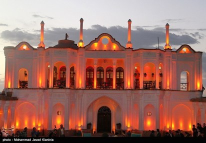 Kerman, Iran - Ekhteyarabad, Fath-Abad Garden 22