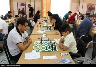 12th International Open Chess Tournament Avicenna Cup in Hamedan, Iran 10