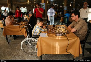 12th International Open Chess Tournament Avicenna Cup in Hamedan, Iran 11