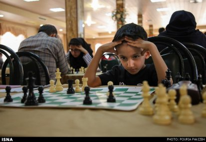 12th International Open Chess Tournament Avicenna Cup in Hamedan, Iran 12