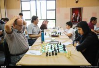12th International Open Chess Tournament Avicenna Cup in Hamedan, Iran 13