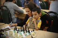 12th International Open Chess Tournament Avicenna Cup in Hamedan, Iran 15