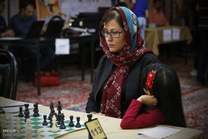 12th International Open Chess Tournament Avicenna Cup in Hamedan, Iran 20