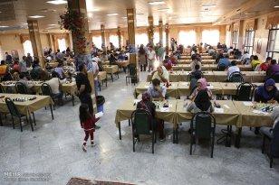 12th International Open Chess Tournament Avicenna Cup in Hamedan, Iran 22