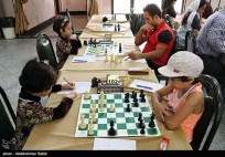 12th International Open Chess Tournament Avicenna Cup in Hamedan, Iran 5
