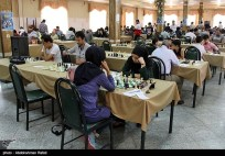 12th International Open Chess Tournament Avicenna Cup in Hamedan, Iran 7