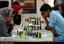 12th International Open Chess Tournament Avicenna Cup in Hamedan, Iran 8