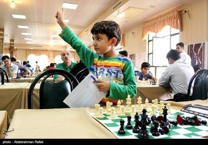 12th International Open Chess Tournament Avicenna Cup in Hamedan, Iran 9