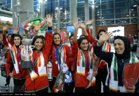 2015 AFC Women's Futsal Championship - Iran - Welcome in Tehran 01