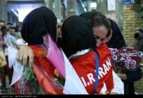 2015 AFC Women's Futsal Championship - Iran - Welcome in Tehran 03