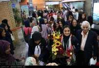 2015 AFC Women's Futsal Championship - Iran - Welcome in Tehran 06