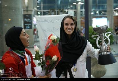 2015 AFC Women's Futsal Championship - Iran - Welcome in Tehran 11