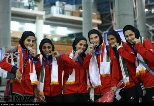 2015 AFC Women's Futsal Championship - Iran - Welcome in Tehran 13