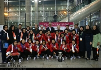 2015 AFC Women's Futsal Championship - Iran - Welcome in Tehran 14