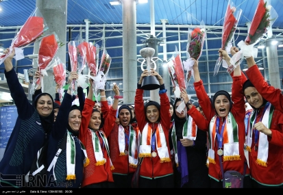 2015 AFC Women's Futsal Championship - Iran - Welcome in Tehran 16