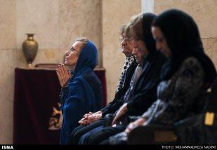 Holy Muron Christian Armenians Iran Tehran Sarkis church 12