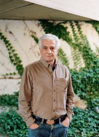 Iranian artist modern art Parviz Tanavoli