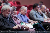 Youth Music Festival Iran Tehran Jury 2