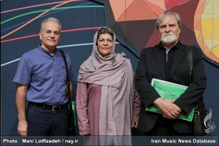 Youth Music Festival Iran Tehran Jury 3