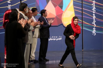 Youth Music Festival Iran Tehran winners 30