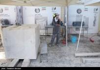 7th International Sculpture Symposium (2015) - Tehran, Iran - Milad Tower - 62