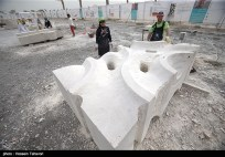 7th International Sculpture Symposium (2015) - Tehran, Iran - Milad Tower - 68