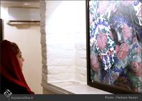 'Distant memories' by Iranian artist Tara Behbahani - Tehran 2015 - 00