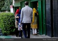 'Distant memories' by Iranian artist Tara Behbahani - Tehran 2015 - 07