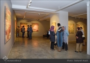 'Emigrants that carry away their memories' by Iranian artist Shirin Ettehadieh - Tehran 2015 - 04