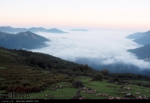 Gilan and Ardabil Provinces, Iran - Road from Pounel (Gilan) to Khalkhal (Ardabil) 05 -
