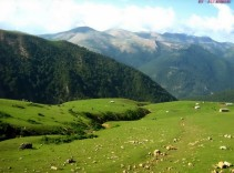 Gilan and Ardabil Provinces, Iran - Road from Pounel (Gilan) to Khalkhal (Ardabil) 22a - (Photo by Ali Memari - Panoramio User 4500840)