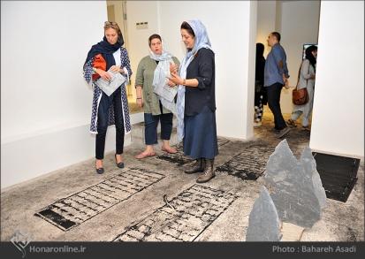 Golshiri, Barbad - 2015 - Curriculum Mortis - Aaran Gallery in Tehran, Iran - 08