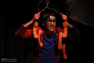 International Theater Festival for Children and Youth 2015 in Hamedan, Iran 16