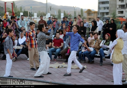 International Theater Festival for Children and Youth 2015 in Hamedan, Iran 29