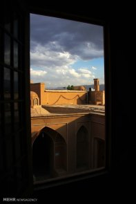 Isfahan, Iran - Kashan - Windcatchers (Ancient Iranian Cooling System) 05