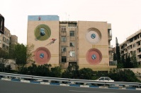 Mehdi Ghadyanloo - 2008 - Street art illusions - Bolts - 00
