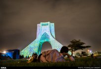 Tehran, Iran - Azadi Tower - Gate of Words by Phillip Geist 13