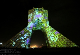 Tehran, Iran - Azadi Tower - Gate of Words by Phillip Geist 17