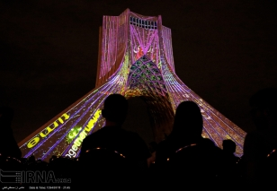 Tehran, Iran - Azadi Tower - Gate of Words by Phillip Geist 18