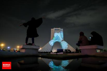 Tehran, Iran - Azadi Tower - Gate of Words by Phillip Geist 19