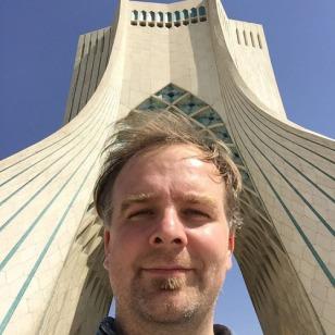 Tehran, Iran - Azadi Tower - Gate of Words by Phillip Geist 23