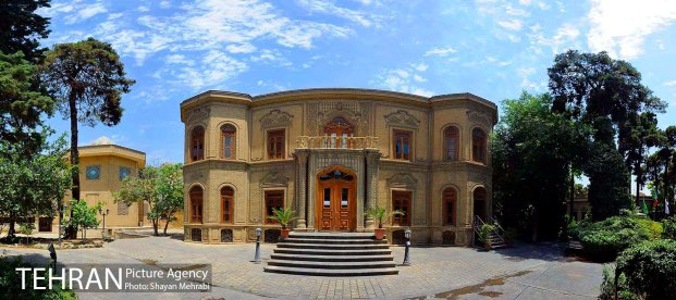 Tehran, Iran - Glassware & Ceramic Museum of Iran 00
