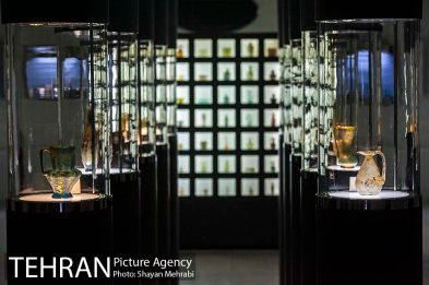 Tehran, Iran - Glassware & Ceramic Museum of Iran 22
