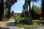 Tehran, Iran - Glassware & Ceramic Museum of Iran 30