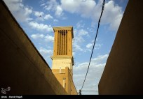 Yazd, Iran - Yazd City - Windcatchers (Ancient Iranian Cooling System) 03