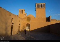 Yazd, Iran - Yazd City - Windcatchers (Ancient Iranian Cooling System) 05