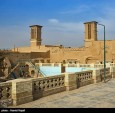 Yazd, Iran - Yazd City - Windcatchers (Ancient Iranian Cooling System) 09