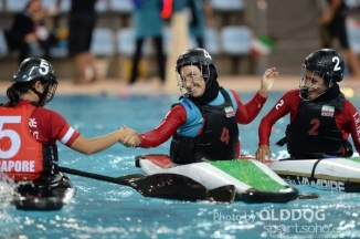2015 Asian Canoe Polo Championship 09